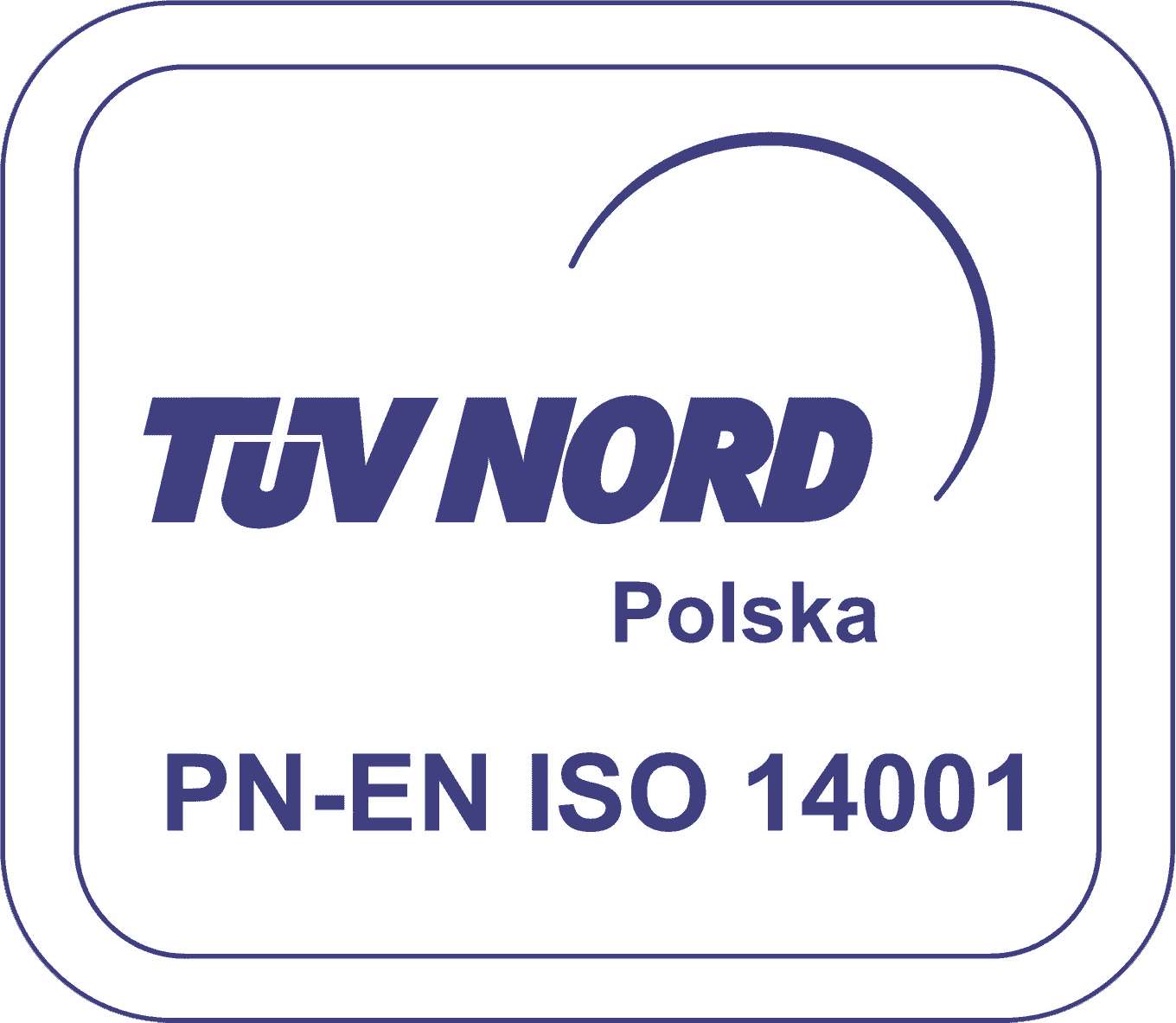 TUV Nord ISO-14001