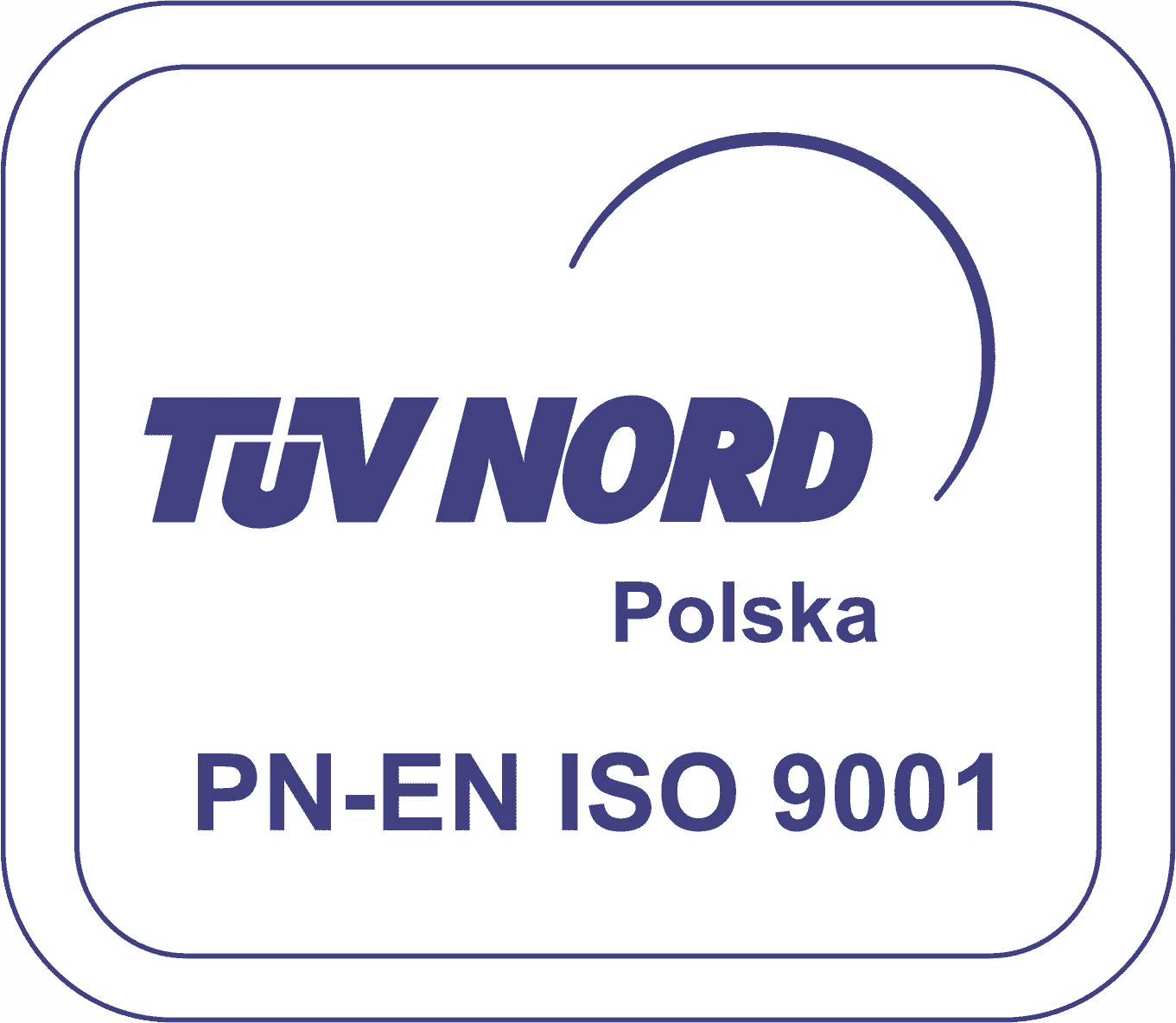 TUV Nord ISO-9001